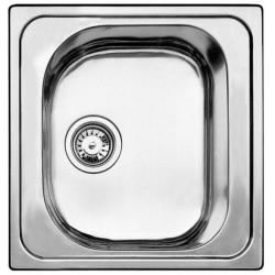 Кухненска мивка BLANCO TIPO 45 от неръждаема стомана, лен