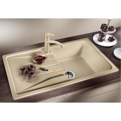 Мивка за кухня BLANCO  SONA 5S  SILGRANIT ™ - различни цветове, от синтетичен гранит
