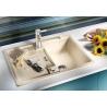 Мивка за кухня BLANCO LEXA 40 S SILGRANIT ™ - различни цветове, от синтетичен гранит с автоматичен сифон