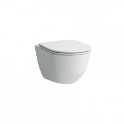 Стенна тоалетна чиния LAUFEN Pro, напълно скрит монтаж, със седалка по избор