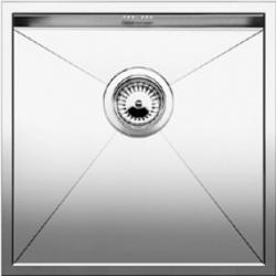 Кухненска мивка BLANCO Z-STYLE 40x40 U  от неръждаема стомана, за монтаж под плот
