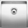 Кухненска мивка BLANCO C-STYLE 40x40 U  от неръждаема стомана, за монтаж под плот
