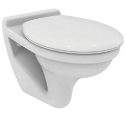 Стенна тоалетна чиния VIDIMA SevaMix, със седалка по избор