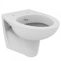 Стенна тоалетна чиния VIDIMA SevaDuo с бидетен механизъм, със седалка по избор