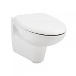 Стенна тоалетна чиния VIDIMA SevaDuo, със седалка по избор