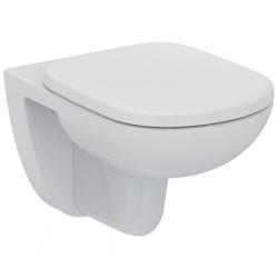 Стенна тоалетна чиния IDEAL STANDARD TEMPO, със седалка по избор