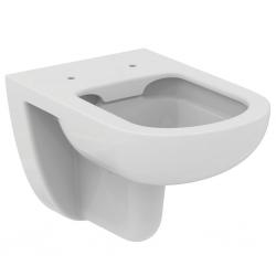 Стенна тоалетна чиния IDEAL STANDARD TEMPO без ринг, със седалка по избор