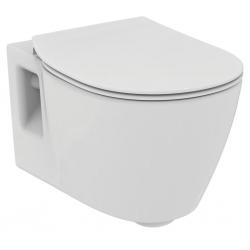 Стенна тоалетна чиния IDEAL STANDARD CONNECT, с медицинско предназначение, със седалка по избор