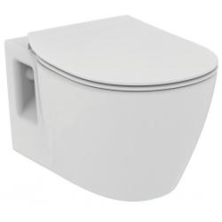 Стенна тоалетна чиния IDEAL STANDARD CONNECT, със седалка по избор