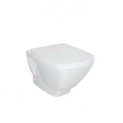 Стенна тоалетна чиния ROCA FAYANS HappySmart, със седалка по избор