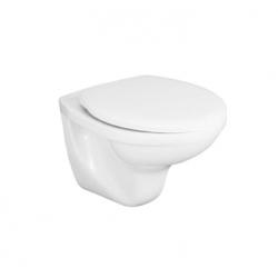 Стенна тоалетна чиния ROCA FAYANS NEO Rimless /без ринг/, със седалка по избор