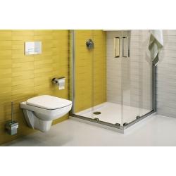 Стенна тоалетна чиния KOLO NOVA PRO Rimfree квадратна, със седалка по избор