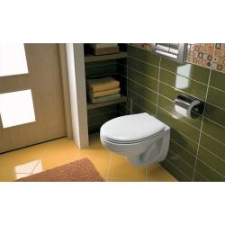 Стенна тоалетна чиния KOLO IDOL,компактна 51 см., със седалка по избор