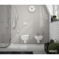 Стенна тоалетна чиния KOLO TRAFFIC, със седалка по избор