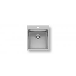 Кухненска мивка PYRAMIS ISTROS (40X40) 1B от неръждаема стомана