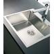 Кухненска мивка PYRAMIS ISTROS (50X40) 1B от неръждаема стомана