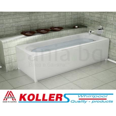 Хидромасажна вана СМАРАГД KOLLER Inovations, правоъгълна, различни размери