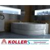 Хидромасажна вана НИЦА KOLLER Inovations, ъглова, различни размери, за двама
