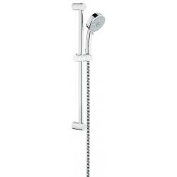 Комплект тръбно окачване с ръчен душ Grohe New Tempesta Cosmopolitan 100 III 150, 3 струи