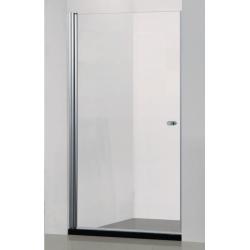 Параван (врата) за душ кабина SANOFLEX MD, подвижен, на панти, различни размери