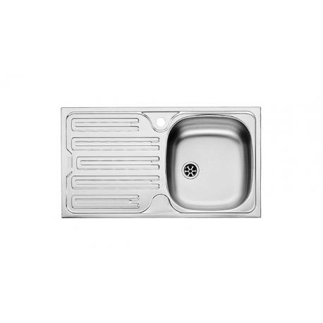 Кухненска мивка FRANKE COLIBRI CIN 611 от неръждаема стомана, различен финиш