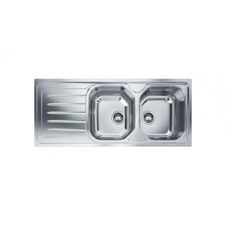 Кухненска мивка FRANKE ONDA OLX 621 от неръждаема стомана, различен финиш