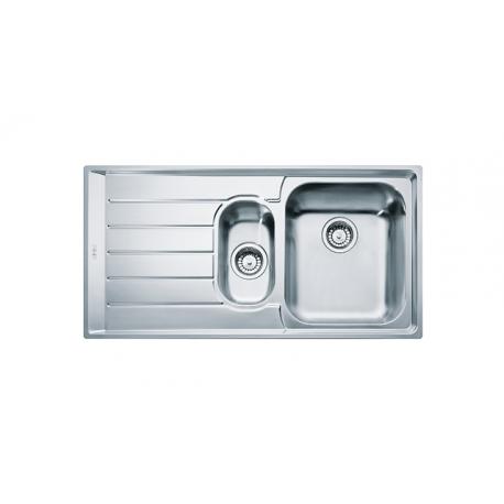 Кухненска мивка FRANKE NEPTUNE NEX 651 от неръждаема стомана, различен финиш