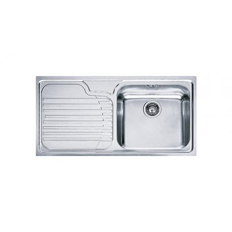 Кухненска мивка FRANKE GALASIA GAX 611 от неръждаема стомана, различен финиш