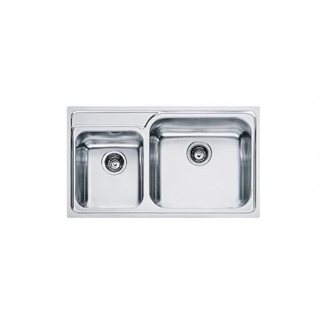 Кухненска мивка FRANKE GALASIA GAX 621 от неръждаема стомана