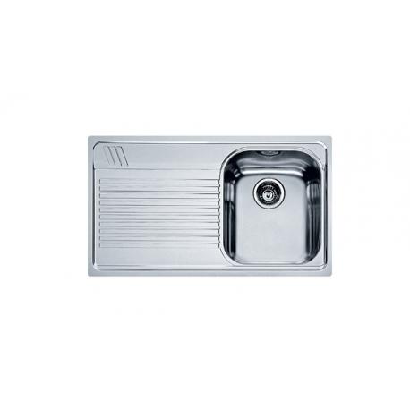 Кухненска мивка FRANKE ARMONIA АМX 611 от неръждаема стомана, различен финиш