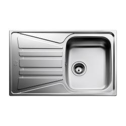 Кухненска мивка TEKA BASICO 79 1C 1E от неръждаема стомана, различен финиш