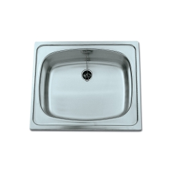 Кухненска мивка TEKA E 60 1C от неръждаема стомана