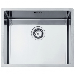 Кухненска мивка TEKA BE Linea 500/400 от неръждаема стомана, монтаж под плот