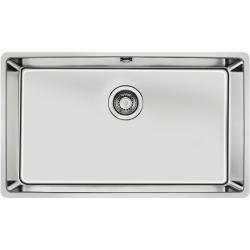 Кухненска мивка TEKA BE Linea 710/400 от неръждаема стомана, монтаж под плот