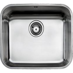 Кухненска мивка TEKA BE 45.40 от неръждаема стомана, монтаж под плот