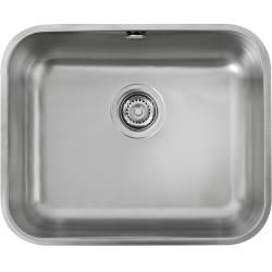 Кухненска мивка TEKA BE 50.40 Plus от неръждаема стомана, монтаж под плот
