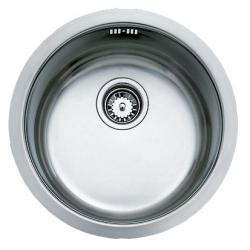 Кухненска мивка TEKA BE Ø39 от неръждаема стомана, кръгла, монтаж под плот