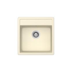 Кухненска мивка TEKA Menorca 50 S-TG от синтетичен гранит, различни цветове, с автоматичен сифон