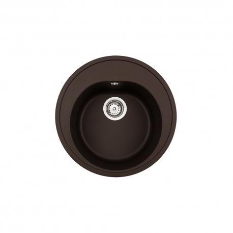 Кухненска мивка TEKA Centroval 45 TG от синтетичен гранит, различни цветове