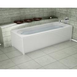 Хидромасажна вана СМАРАГД ЕКСКЛУЗИВ ФЛАТ, правоъгълна, различни размери, с нагревател