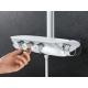 Термостатен комплект за душ GROHE Grohtherm SmartControl Perfect, за вграждане, управление с бутони