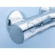 Комплект GROHE Grohtherm 800, термостатен смесител за душ, смесител за мивка BauEdge и душ New Tempesta 100 II, с 2 функции