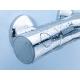 Комплект за душ GROHE GRT800, термостаен смесител с чучур GROHTHERM 800 и душ система GROHE New Tempesta 210 мм.