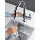 Система за пречистване на питейна вода GROHE Blue Pure, за кухня, със смесител с U-чучур