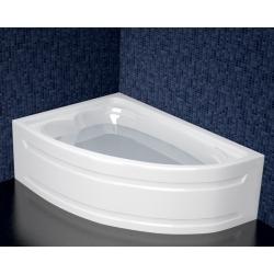 Хидромасажна вана ОНИКС 160х110 см. ПРЕЗИДЕНТ ФЛАТ, правоъгълна, за двама