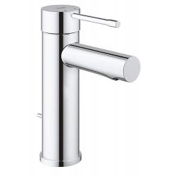 Смесител за мивка GROHE New Essence, с изпразнител, S-Size
