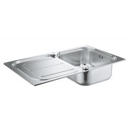 Кухненска мивка GROHE K300 от неръждаема стомана с автоматичен сифон, 31563SD0