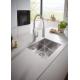 Кухненска мивка GROHE K700 Undermount от неръждаема стомана, за под плот, 31574SD0
