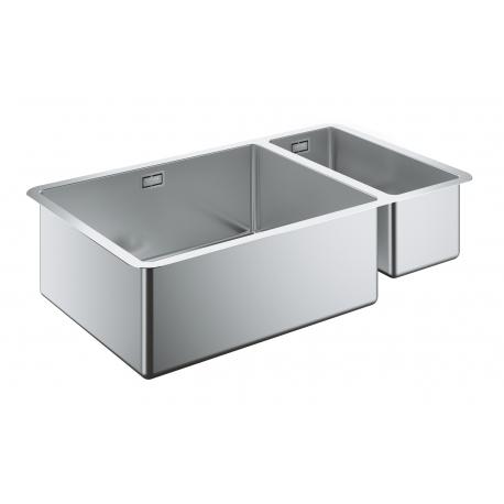 Кухненска мивка GROHE K700 Undermount от неръждаема стомана, за под плот, 31575SD0