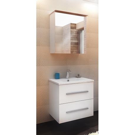 Пълен комплект за баня GROHE PALLET 1 GRT800 Bau Edge - структура за вграждане, тоалетна, мивка, термостатен смесител и аксесоар